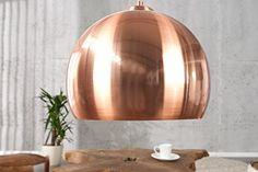 DuNord Design Hängelampe 79,95 Euro Amazon.de Hängeleuchte COPPER BALL Kupfer