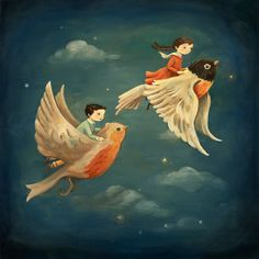 From: Dream Animals: A Bedtime Journey, by Emily Winfield Martin. (Random House BYR, October 22)