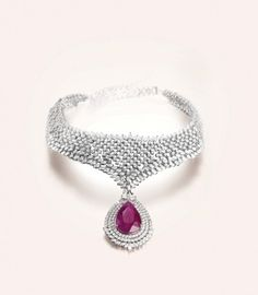 lace collection-Necklace