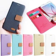 Roar Simple Wallet Case for Apple iPhone 6, iPhone 6 Plus, iPhone 5 #eBay