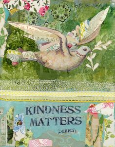Kindness Matters is a call to action – to bring simple, mindful kindness, and conscious care into every moment of the day.