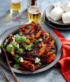 The Hirshon Singapore Black Pepper Crab