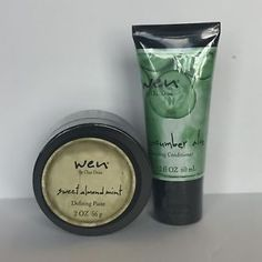 Lot Of 2 Wen Products by Chaz Dean New Cleansing Conditioner Defining Paste  | eBay