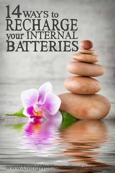"""Feel like you are running on empty? Taking a mental break to rest and recharge is one of the most important things we can do for our health and our sanity. Luckily """"getting away"""" is easier and less expensive than you might think! Keep this list handy for the next time you need to recharge your internal batteries, your well-being might just depend on it!"""