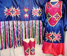 how to make fancy shawl regalia | Ladies Fancy Shawl Outfits