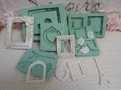 Crea tus propios moldes de silicona para scrap                                                                                                                                                      Más