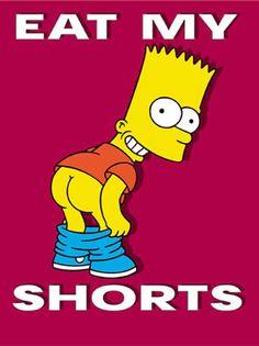 Bart Simpson.
