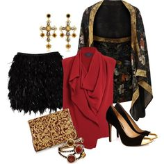 Untitled #1305, created by jodilambdin on Polyvore