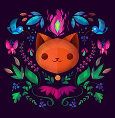 Felines Forever by lerms.deviantart.com on @deviantART