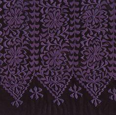 Emery & cie - Fine Cloth - Cushions - Embroidery Velvet