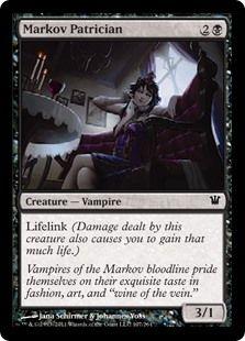 "Magic the Gathering MTG 4x Vampire Interloper /""Innistrad/"""