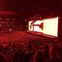 Primer concierto de U2 The Joshua Tree Tour 2017  en Vancouver: fotos del escenario y setlist con todas las canciones interpretadas por U2