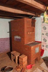 FInished stove