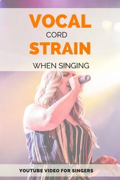 Vocal Cord Strain When Speaking Or Singing (Avoid Vocal Damage) Learn Singing, Singing Tips, Guitar Chords For Songs, Music Songs, Art Lessons Elementary, Elementary Music, Vocal Warm Up Exercises, Vocal Warmups, Vocal Training