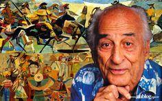 1911-Carybé, nome artístico de Hector Julio Páride Bernabó (Lanús, 7 de fevereiro de 1911 — Salvador, 2 de outubro de 1997), foi um pintor, gravador, desenhista, ilustrador, ceramista, escultor, muralista, pesquisador, historiador e jornalista argentino, brasileiro naturalizado e residente no Brasil desde 1949 até sua morte.