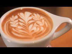 How to Pour Multiple Rosettas   Latte Art - YouTube