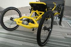 2012 Catrike Cat-4 Quad by Utah Trikes
