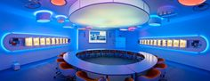 OSRAM / LMS Showroom / Treviso by CERQUIGLINI & ROSSI architecture , via Behance