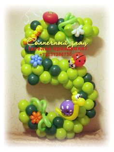 Balloon numbers for any birthday