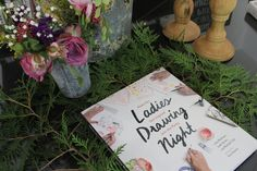 Wanna peek into the minds and sketchbooks of some of the best female illustrators working today? Julia Rothman Care to host a ladies drawing night?…