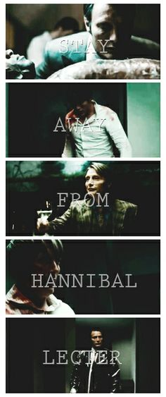 You may not believe me now, but you will. #Hannibal<----- I wish someone had told me this before I started reading the books and before I started watching the show.