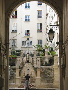 40 rue Durantin XVIII