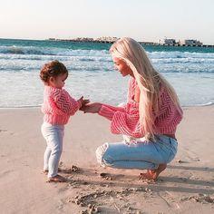 Daughter like mum  | via Tumblr #pink  daughter