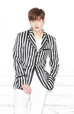 Lee Minho for Lotte Duty Free.