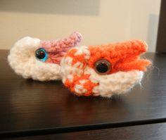Crochet Pattern: Chambered Nautilus by Yarnington on Etsy