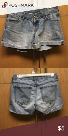 Super Soft Denim Shorts Insanely comfortable denim shorts. Brand:Old Navy Cut: Diva Old Navy Shorts