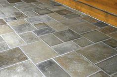 Ironwood Sandstone Sawn Edge Pattern