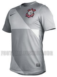 cfadc119c Corinthians Paulista Nike 2012 Third Jersey. Soccer Jerseys