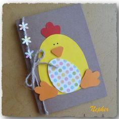 Easter Crafts, Christmas Crafts, Karten Diy, Easter Art, Quilling Cards, Diy For Kids, Card Making, Arts And Crafts, Godchild