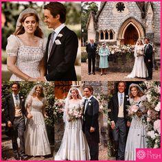 Princesa Beatrice, Royal Wedding Gowns, Royal Weddings, Wedding Dresses, English Royal Family, British Royal Families, Royal Prince, Prince And Princess, Princess Beatrice Wedding