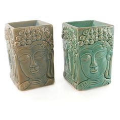 Wholesale Buddha face oil burner - Something Different