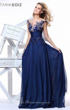 Tarik Ediz 92130 Dress - MissesDressy.com- Great mother-of-the-bride dress