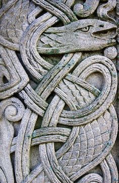 Celtic Knot Serpent by Wayne's Eye View on Flickr