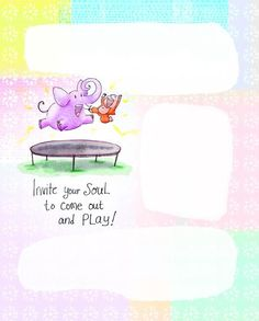 """""""Invite your soul to come out and play! Tiny Buddha, Little Buddha, Buddha Zen, Buddah Doodles, Confucius Say, Buddhist Philosophy, Spirit Quotes, Fb Covers, Happy Thoughts"""