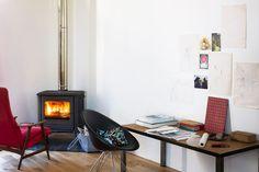 Esprit nordique dans le séjour Piece A Vivre, Architecture, Loft, Home Appliances, Design, Decoration, Vintage, Photos, Home Remodeling