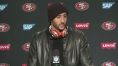Colin Kaepernick Seahawks Post-game Presser