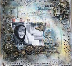 ML Design: Ink, Paint, Stamp & Paper Bliss