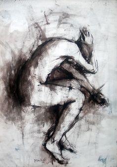 """Saatchi Online Artist Tomasz Kozlowski; Mixed Media, """"EX2"""" #art"""