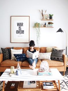 Top 3 Etsy Shops for Indigo + Mud Cloth Pillows