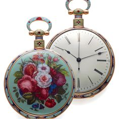 Bovet Fleurier Bouquet Yellow Gold