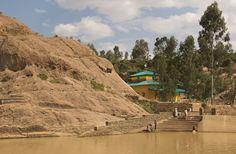 The Bath of the Queen of Sheba, Axum, Ethiopia