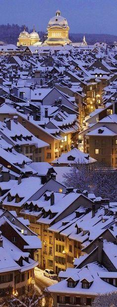 Bern, Schweiz #verschweizert