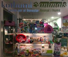 kuthumi animals:  En Kuthumi Animals estrenamos escaparate, ha qued...
