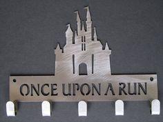 Disney Marathon, Disney run, runner, run, running medal display, athlete, triathlon, triathlete, Christmas present, gift