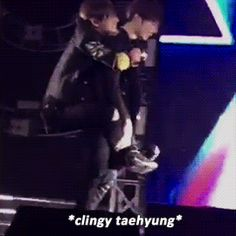 I'm surely like V if I were to have Jungkook as my boyfriend XD