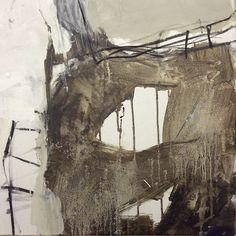 figure II, Ines Hildur Abstract Drawings, Abstract Canvas, Abstract Paintings, Colorful Paintings, Cool Paintings, Pop Art, Art Prompts, Black And White Painting, Portraits